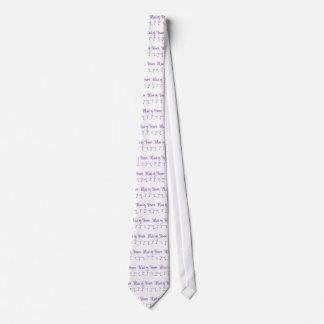 MultiMartini-MaidHonor-Purp Tie