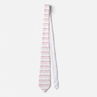 MultiMartini-MatronHonor-Red Tie