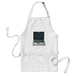 multimedia notebook computer standard apron