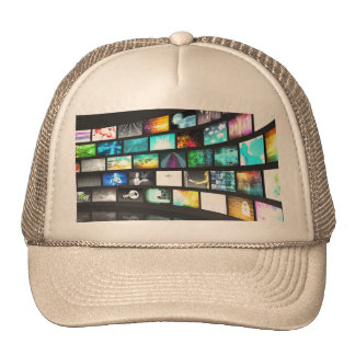 Multimedia Technology Digital Devices Information Cap