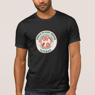 Multinational Force & Observers veteran T Shirt
