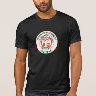 Multinational Force & Observers veteran T-Shirt