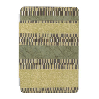 Multipatterned Panel Painting iPad Mini Cover