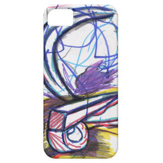 Multiperspective Scenes Of An Imagination iPhone 5 Covers