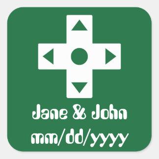Multiplayer Mode in Green Sticker