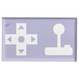 Multiplayer Mode in Lavender Table Card Stand
