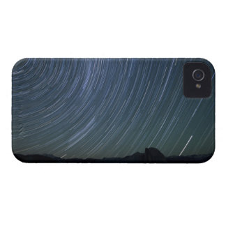 Multiple 208-second exposures are blended to Case-Mate iPhone 4 cases