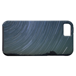Multiple 208-second exposures are blended to iPhone 5 covers
