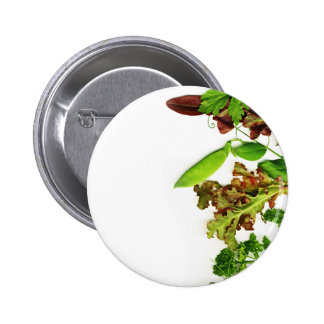 Multiple Home Herbs 6 Cm Round Badge
