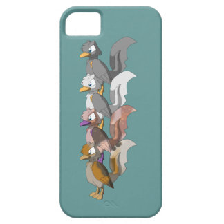Multiple Koi Reptilian Birds 1 Barely There iPhone 5 Case
