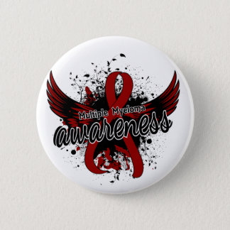 Multiple Myeloma Awareness 16 6 Cm Round Badge