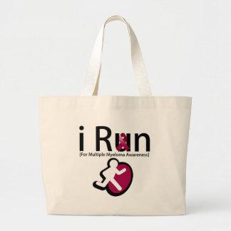 Multiple Myeloma Awareness I Run Bags