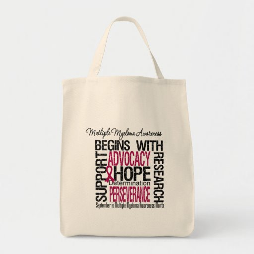 Multiple Myeloma Awareness Month Hope Bags