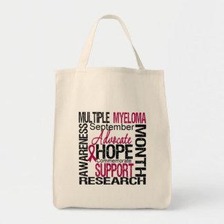 Multiple Myeloma AWARENESS Month TRIBUTE Bag