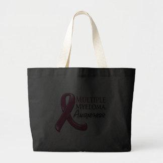 Multiple Myeloma Awareness Ribbon Bag
