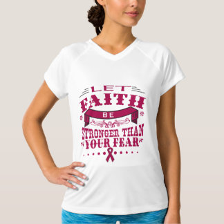 Multiple Myeloma Faith Stronger than Fear.png Tees
