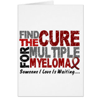 Multiple Myeloma FIND THE CURE 1 Card