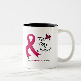 Multiple Myeloma For My Husband Coffee Mugs