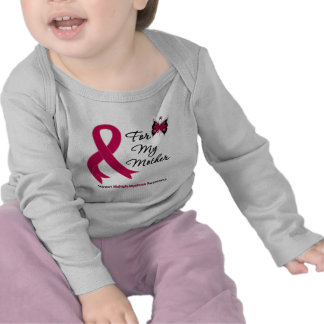 Multiple Myeloma For My Mother Tees