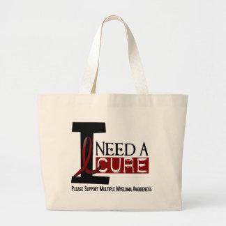 Multiple Myeloma I NEED A CURE 1 Bag