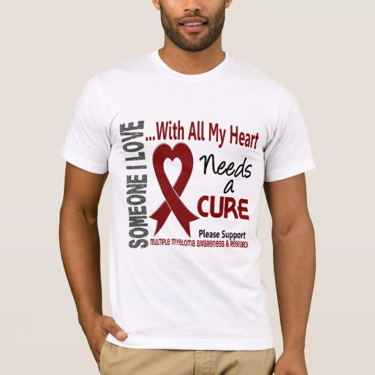 Multiple Myeloma Needs A Cure 3 T-Shirt