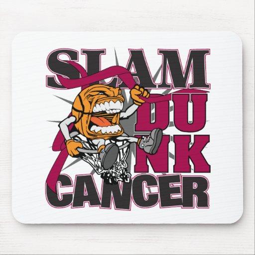 Multiple Myeloma - Slam Dunk Cancer Mousepad