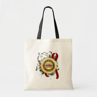 Multiple Myeloma Warrior 23 Budget Tote Bag