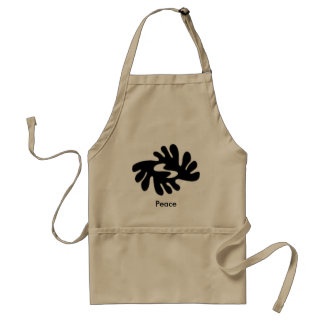 (multiple peace products selected) standard apron