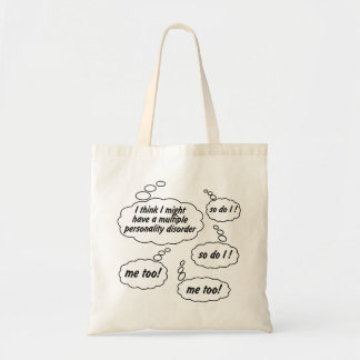 Multiple Personality bag - choose style & color