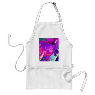 MULTIPLE PRODOCTS-ABSTRACT51 COLORFUL STANDARD APRON