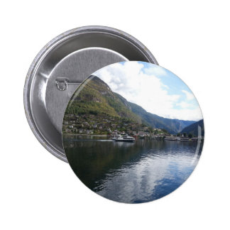MULTIPLE PRODUCTS DESIGN- NORWAY FJORD 6 CM ROUND BADGE