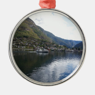 MULTIPLE PRODUCTS DESIGN- NORWAY FJORD CHRISTMAS ORNAMENT