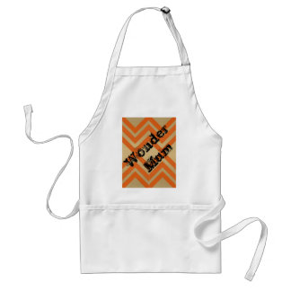 Multiple products in two color combo standard apron