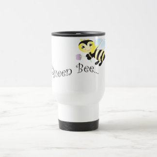(multiple products selected )Queen Bee Stainless Steel Travel Mug