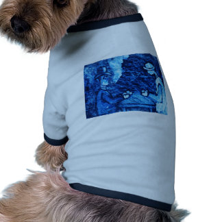 multiple products selected The card players Dog T Shirt