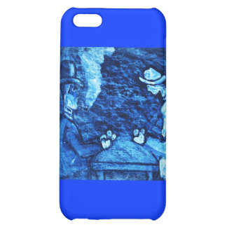 (multiple products selected The card players) iPhone 5C Covers