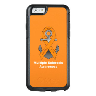 Multiple Sclerosis Anchor of Hope OtterBox iPhone 6/6s Case