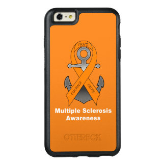 Multiple Sclerosis Anchor of Hope OtterBox iPhone 6/6s Plus Case