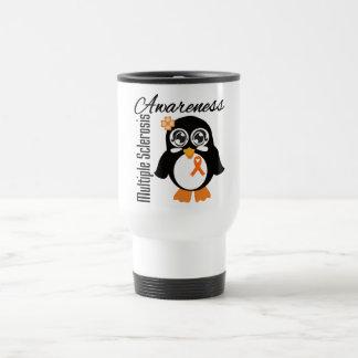 Multiple Sclerosis Awareness Penguin Mug