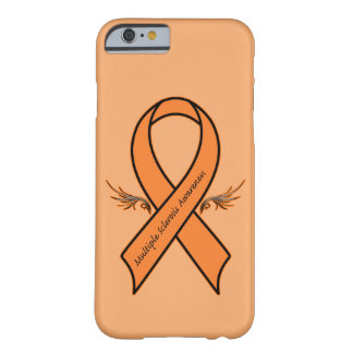 Multiple Sclerosis Awareness Ribbon Barely There iPhone 6 Case