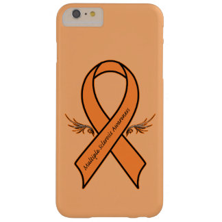Multiple Sclerosis Awareness Ribbon Barely There iPhone 6 Plus Case