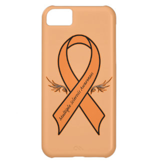 Multiple Sclerosis Awareness Ribbon iPhone 5C Case