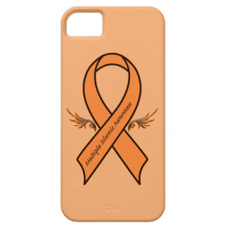 Multiple Sclerosis Awareness Ribbon iPhone 5 Covers