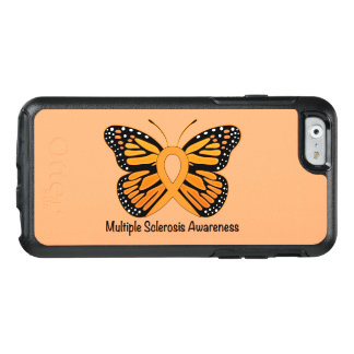 Multiple Sclerosis Butterfly Awareness Ribbon OtterBox iPhone 6/6s Case