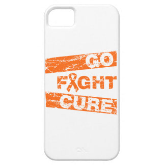 Multiple Sclerosis Go Fight Cure iPhone 5 Cases