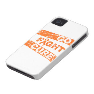 Multiple Sclerosis Go Fight Cure Case-Mate iPhone 4 Case