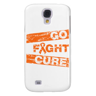 Multiple Sclerosis Go Fight Cure Samsung Galaxy S4 Cases