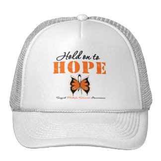 Multiple Sclerosis Hold On To Hope Hat
