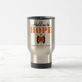 Multiple Sclerosis Hold On To Hope Mug