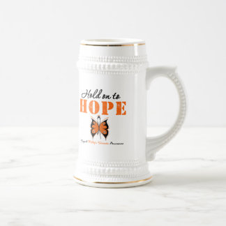 Multiple Sclerosis Hold On To Hope Coffee Mugs